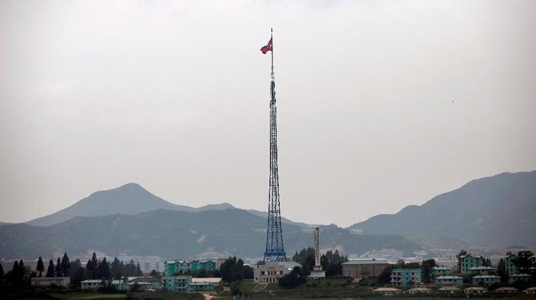 Banjir Parah Terjang Korea Utara, 76 Orang Tewas