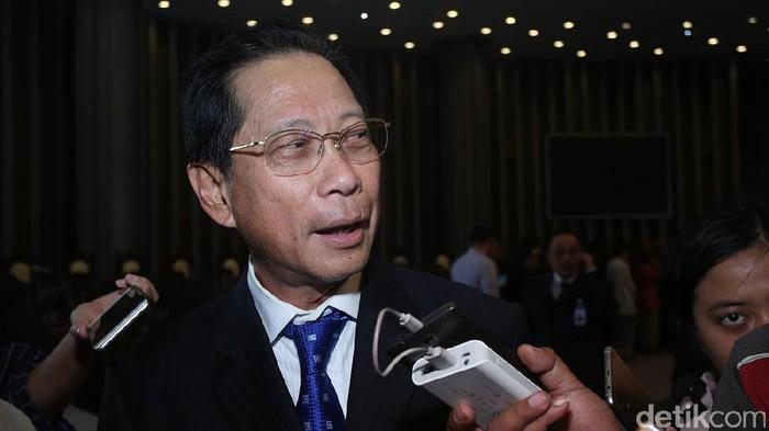 Presiden Direktur BCA Jahja Setiaatmadja