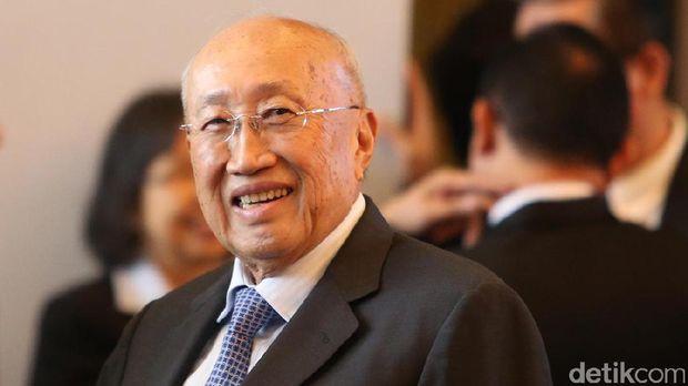 Ketua Tim Ahli Wapres Sofjan Wanandi.