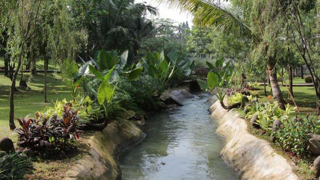 Jakarta Selatan Punya Taman Seasri Ini