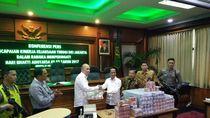 Berantas Korupsi, Kajati DKI Pamerkan Uang Cash Rp 16 Miliar