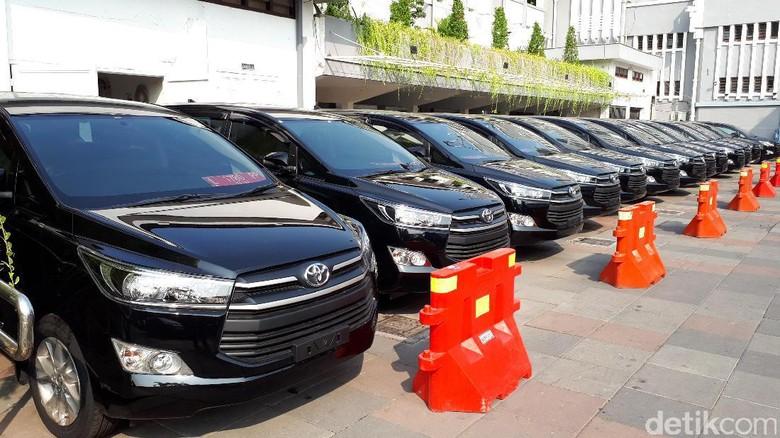 Toyota Kijang Innova (Foto: Zainal Effendi)