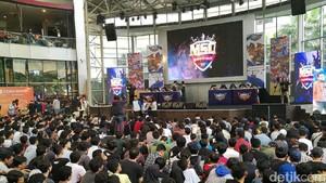 Bikin Liga, Mobile Legends Gelontorkan Hadiah Rp 1,3 Miliar