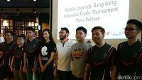 Turnamen Mobile Legends Banjir Pengujung