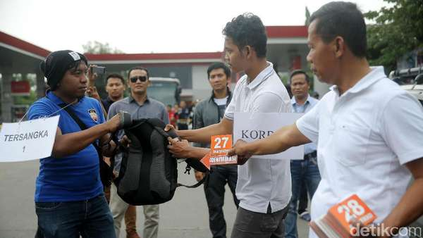 Polisi Buru 7 Pelaku Lain Perampokan di SPBU Daan Mogot