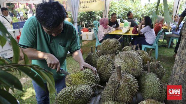 Cara Memilih Buah Durian yang Enak dan Manis