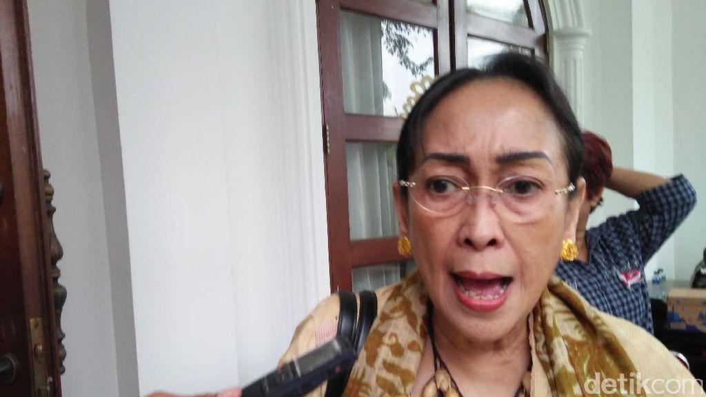 Guntur Soekarno Minta Sukmawati Luruskan Isi Puisi Ibu Indonesia