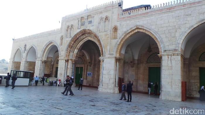 Masjid Al Aqsa di Yerusalem