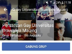 Ada Aturan Wajib Ditaati Grup Komunitas Gay Universitas Brawijaya