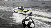 Jetski Optimistis Venue Asian Games 2018 Kelar Tepat Waktu