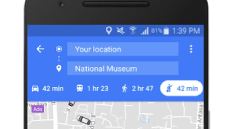 Foto: Google Indonesia