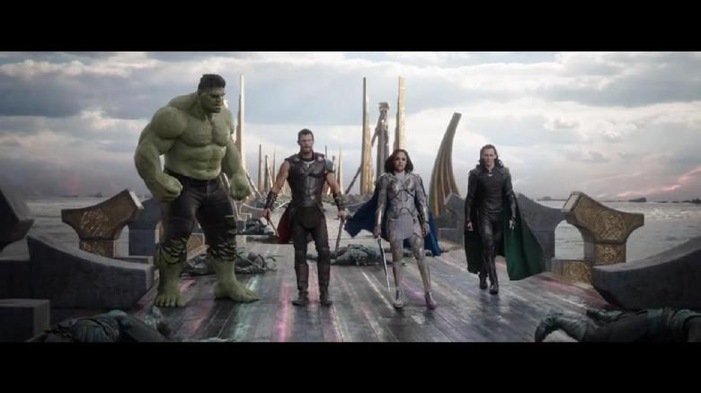 Valkyrie Bakal Muncul di Avengers 4?