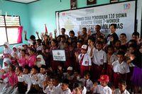 Tim Terios 7 Wonders Finis di Morotai