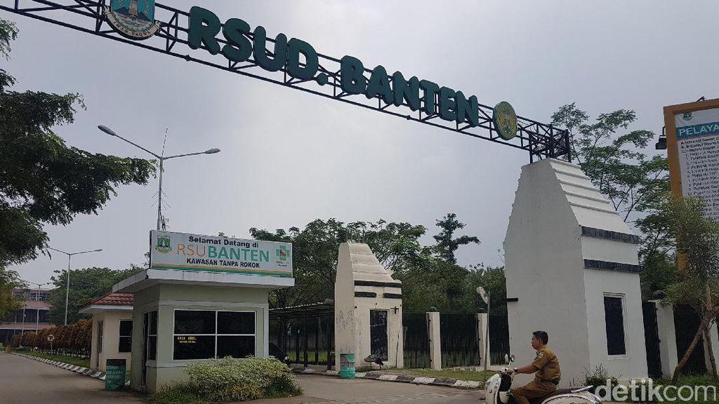Waspada Virus Corona, RSUD Banten Siagakan Ruang Isolasi