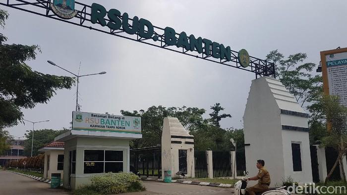 RSUD Banten (Bahtiar-detikcom)