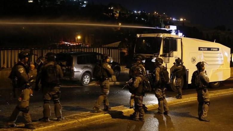 Israel Gempur Fasilitas Hamas di Gaza Usai Serangan Roket