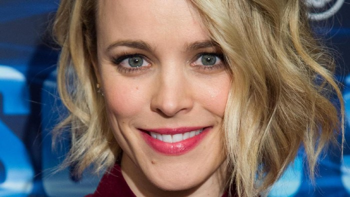 NEW YORK, NY - MAY 04:  Actress Rachel McAdams attends the Sonic Sea New York screening at the Crosby Hotel on May 4, 2016 in New York City.  (Photo by Mark Sagliocco/Getty Images)