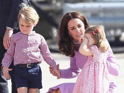 7 Momen yang Tunjukan Kemampuan Kate Middleton Sebagi Ibu Hebat