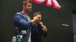 Video Thor dan Hulk Bikin Histeris