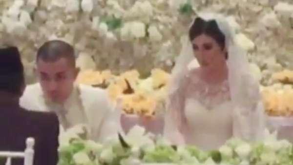 Senyum Bahagia Mantan Istri Samuel Rizal Usai Menikah