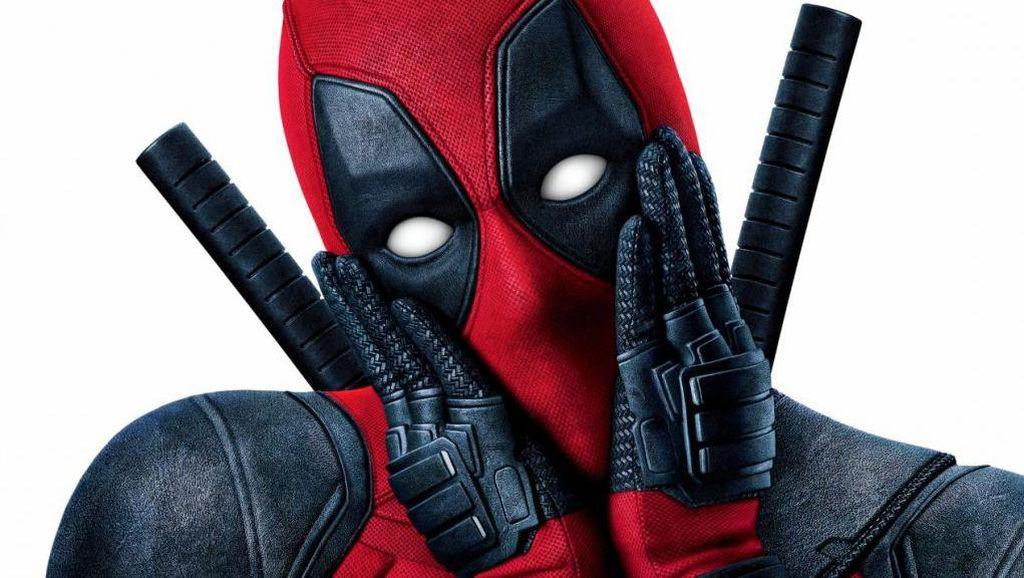 Swag! Saat Spider-Man dan Deadpool Joget Bareng