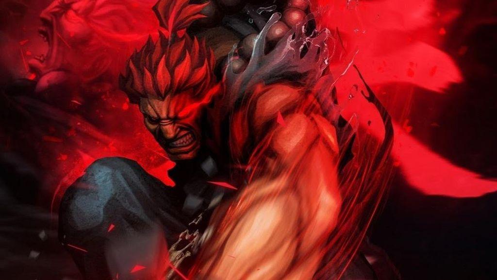 Tips Cara Mainkan Shin Akuma di Ultra Street Fighter II