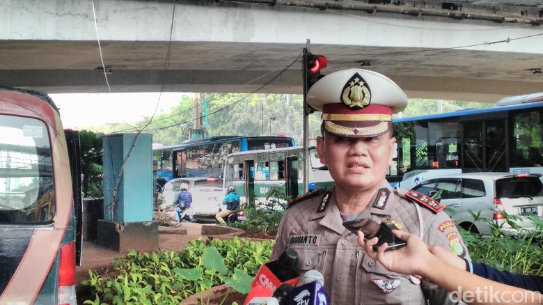 10 Hari Operasi Lilin, Pelanggaran Lalu Lintas di Jakarta Naik 5%