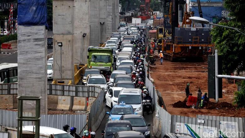 Hindari 11 Proyek Infrastruktur di Jakarta yang Rawan Bikin Macet