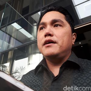 Erick Thohir Butuh 3 Bulan Kaji Rencana Snap BUMN Sekarat