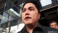 Erick Thohir: Alhamdulillah Menkeu Bayar Utang