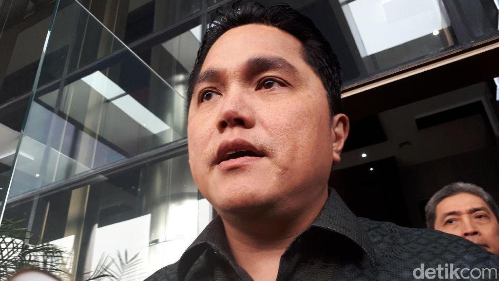 Pengusaha Girang Erick Thohir Batasi BUMN Bikin Anak Usaha