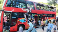 Siapa Karoseri Pembuat Bus Double Decker Pertama di Indonesia?