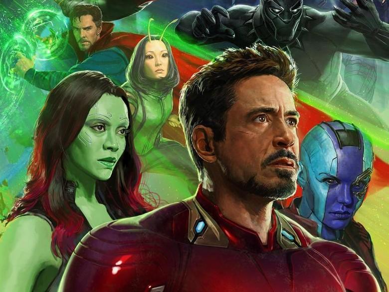 Setelah Avangers 4, Masa Depan Superhero Makin Rumit