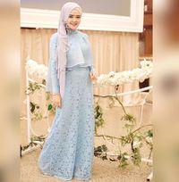 Foto 10 Inspirasi Baju Bridesmaid Yang Kekinian Untuk Hijabers