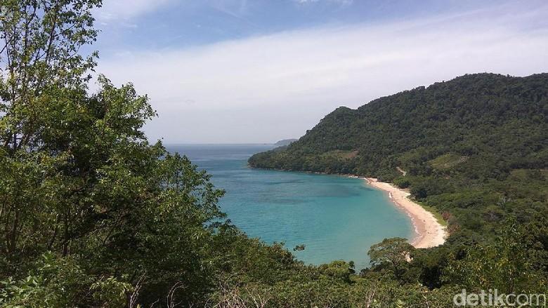 Pulo Aceh di Aceh Besar, Aceh (Agus/detikTravel)
