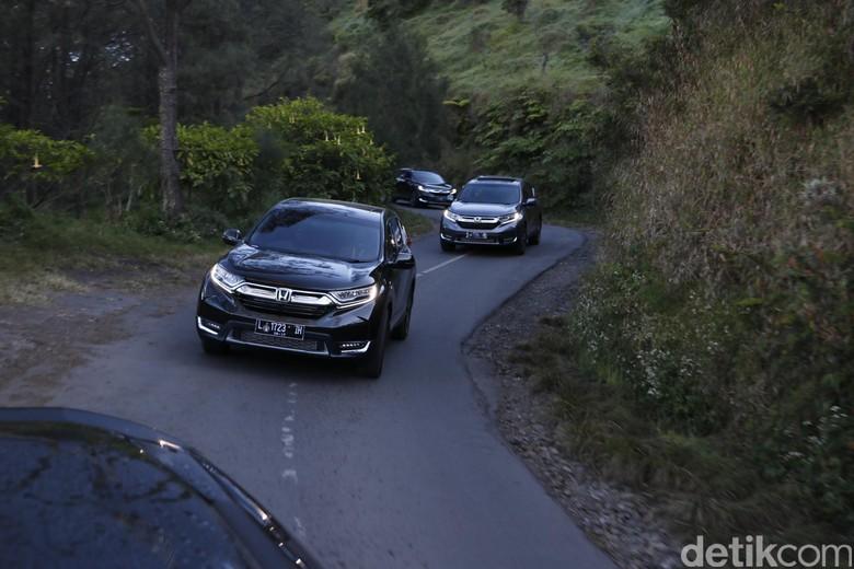 Honda CR-V 1.5 L Turbo. Foto: Rangga Rahadiansyah