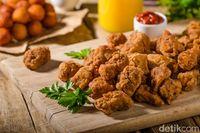 5 Resep Camilan untuk Si Kecil, Ada Chicken Popcorn hingga Bakso Ayam Kriuk