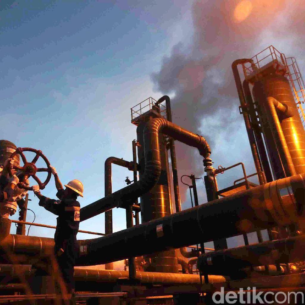 ESDM Terbitkan Dua Aturan soal Pengembangan Harta Karun Energi