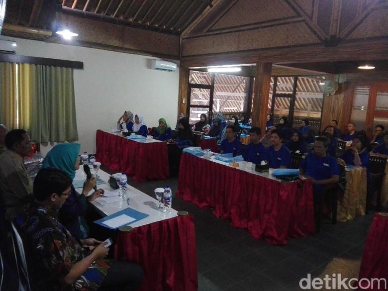 Kementerian Perindustrian Gelar Bimtek Wirausaha IKM di Banyuwangi