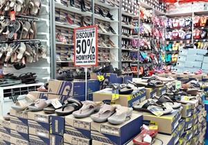 Diskon Sampai 50% Berbagai Alas Kaki di Transmart dan Carrefour