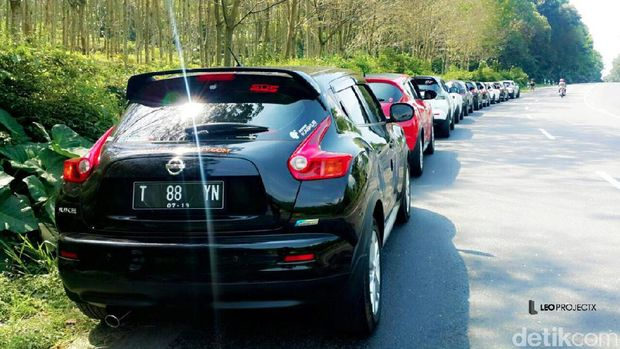 Touring Dieng Nissan Juke Indonesia Action (NJIA)