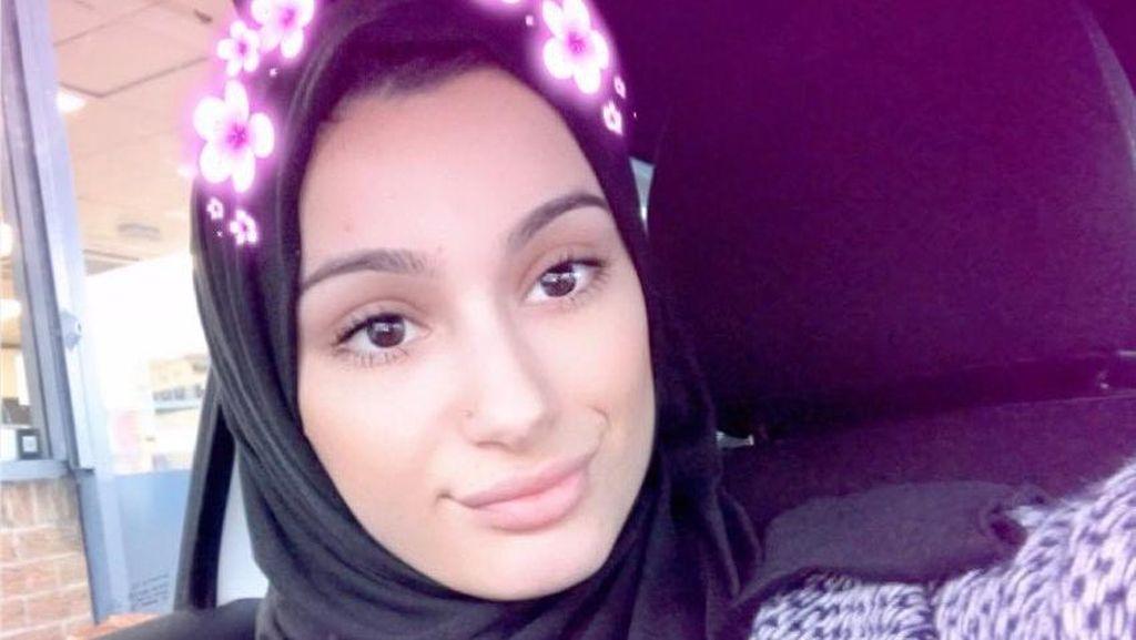Penampilan Adik Zayn Malik Pakai Jilbab yang Membuat Pangling