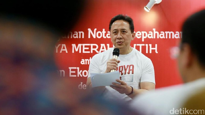 Permintaan Maaf Triawan Munaf Gegara Video Kontroversial