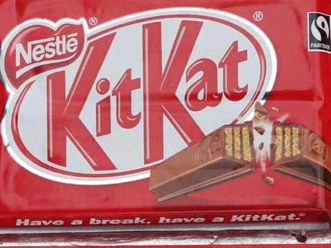 Kalahkan Snickers, Kit Kat Jadi <i>Chocolate Bar</i> Terbaik di Dunia