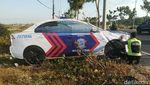 Mobil Patroli Palsu untuk Tekan Angka Kecelakaan