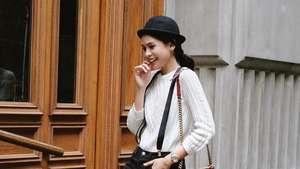 Wajah Bahagia Maudy Ayunda Lulus di Oxford
