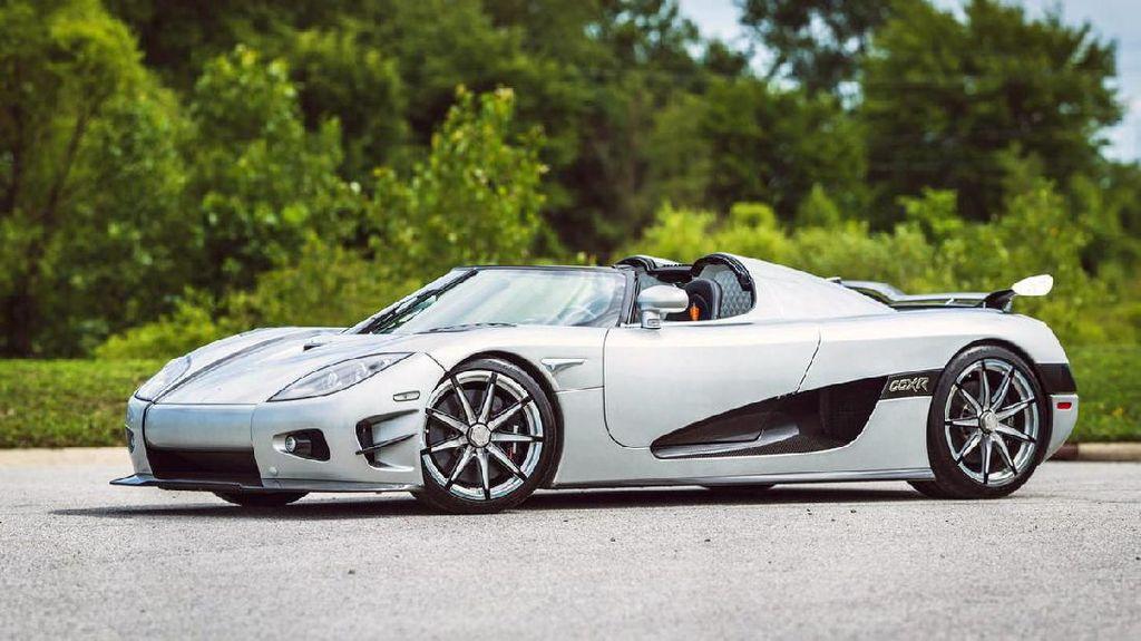 Koenigsegg CCXR Trevita Punya Floyd Mayweather Dilelang