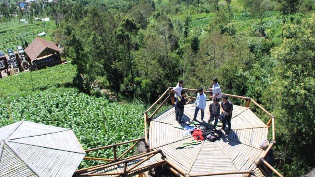 New Selo: Tempat Foto-foto Paling Asyik di Boyolali