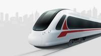 Direstui Jokowi, Kereta Cepat Bakal Bablas ke Surabaya