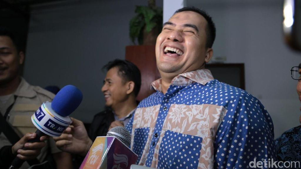 Divonis 3 Tahun Penjara, Ipul Rayakan Ultah di Pengadilan